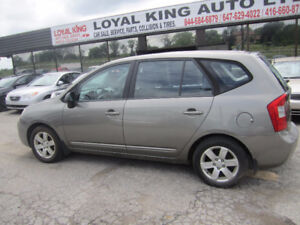 2010 Kia Rondo CERTIFIED AND E TESTED Hatchback