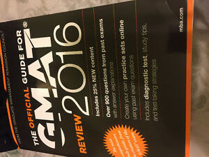 The Official Guide for GMAT Review 2016