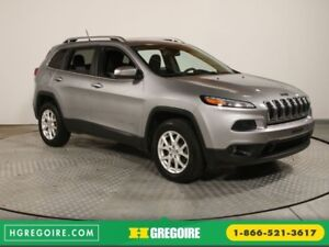 2014 Jeep Cherokee NORTH 4WD AUTO AC BLUETOOTH MAGS
