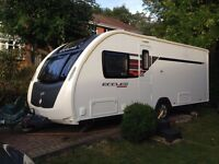 Caravan for sale sterling Eccles Hi-style 2014 MPLW 1473