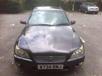 Lexus IS 200 SE Must see!!!