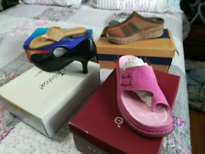 Ladies Sandals and shoes---Pink Sandals SOLD!!!