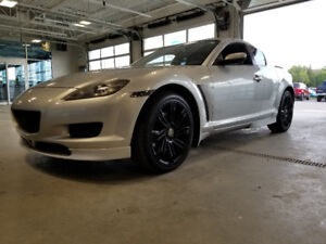 2005 Mazda RX8 (Low KMS)