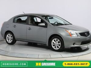 2012 Nissan Sentra 2.0 S  A/C GR ELECT MAGS
