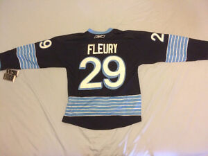 Marc-Andre Fleury Pittsburgh Penguins Winter Classic Jersey
