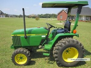 Looking for a 30 - 50hp tractor.
