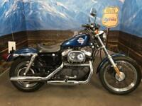 HARLEY-DAVIDSON XL883 XLH 883 SPORTSTER LOW MILES ONLY 1166 2002 02