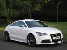 Audi TTS 2.0T quattro Black Edition * FULL AUDI SERVICE HISTORY + SATNAV *