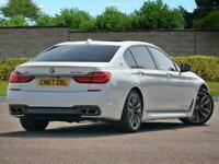 67 BMW M760Li xDrive [610] LWB V12 Twin Turbo Exec Lounge FBMWSH Rare Colour
