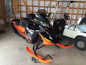 "2015 SKIDOO RENEGADE 1200X $91.00 BIWEEKLY ""REDUCED"""