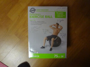 Ballon d'exercise