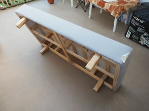 SOLID WOOD MATTRESS BASE, TWIN SIZE North Shore Greater Vancouver Area image 2