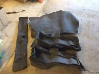 79-93 mustang trunk accessories