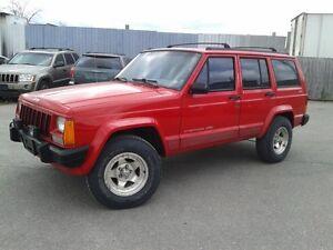 1996 Jeep Cherokee Classic 4x4