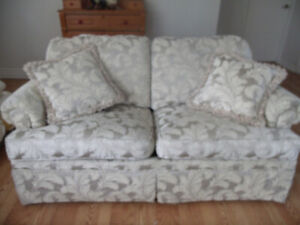 Beautiful Couch & Loveseat OBO