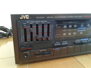 Stereo Receiver, JVC