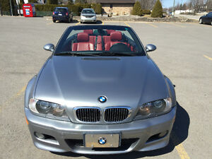 2004 BMW M3 Convertible Cabriolet