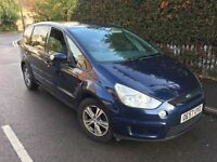 2008(57) FORD S-MAX ZETEC 2.0TDCI 6G 1KEEPER FULL SERVICE HISTORY BY MAIN DEALER 7 SEATER HEATEDSEAT