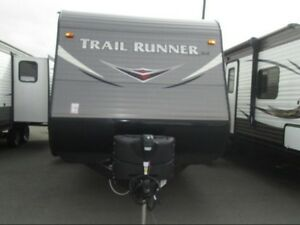 2018 Heartland Trail Runner 25SLE