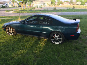 1993 Honda Prelude Coupe (2 door)