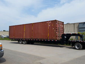 Shipping and Storage Containers (SeaCans) - 40' and 20' - SALE