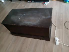 Storage bench box