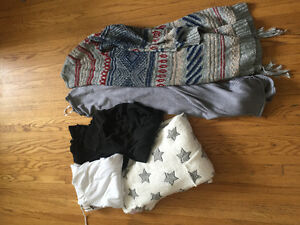 Woman's assorted clothing