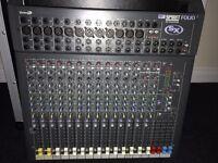 Spirit Folio SX 20 input pro mixer