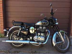 Royal Enfield 500 Chrome Classic ***NOW SOLD***