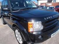 2009 09 LAND ROVER DISCOVERY 2.7 3 TDV6 HSE 5D AUTO 188 BHP DIESEL