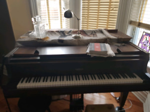 Restored Antique Baby Grand