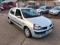 Renault Clio 1.5dCi Expression - 5 Door - 01/51 - November 18 Mot - £30 Road Tax