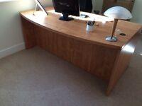 Damn good office desk (now sold)