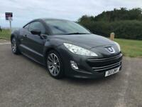 2011 Peugeot Rcz 1.6 THP Sport 2dr GT edition 42406 miles 3 owner full service h