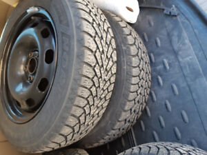 Goodyear Nordic Winter Tire >> Goodyear Nordic Winter Tires 15 Browse Local Selection Of