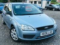 2006 Ford Focus 1.6 LX Hatchback 5dr Petrol Automatic (184 g/km, 99 bhp)