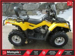 2011 Can-Am Outlander Max XT 650 55$/SEMAINE