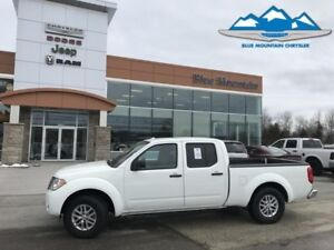 2017 Nissan Frontier   ACCIDENT FREE, 4WD, SAT RADIO