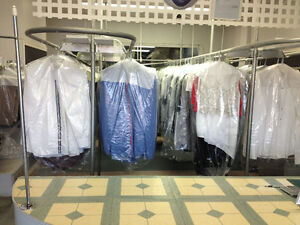 Well Established Alteration and Dry Cleaning Business for sale