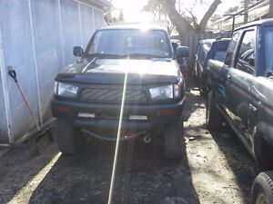 """1996 Toyota 4Runner 3.4L 4x4 3"""" Body + 3"""" Susp Lots of Parts Inc London Ontario image 2"""