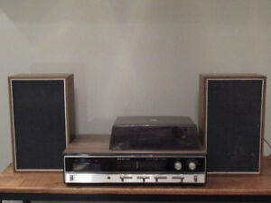 old Admiral stereo
