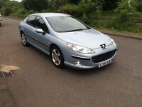 ** Reduced** Peugeot 407 2.0 HDI- 12 Months MOT- **Managers Special- 3 Months Warranty Included**