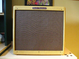 Fender Tweed '57 Bandmaster Reissue ( 26 watts )