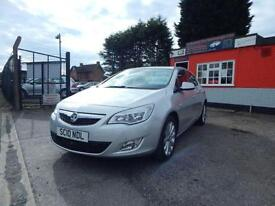 2010 Vauxhall Astra 1.4T 16V Elite [140] 5dr 5 door Hatchback