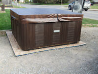 Sunrise Hot Tub $2,850.00 obo