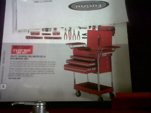 NEW TOOL CART/CABINET,FROM SAME MANUFACTURER AS MAC TOOL CART