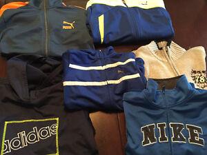 Boys Name brand clothes