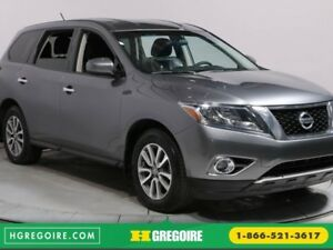 2016 Nissan Pathfinder S AWD AUTO A/C GR ELECT MAGS