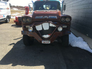 1959 GMC Other Pickups modifier Camionnette