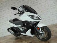 Kymco Xciting 400i ABS 2017 FSH 1 owner from new